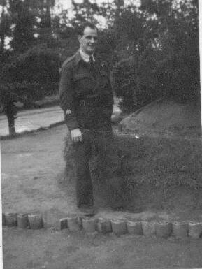Sgt R L Bennett